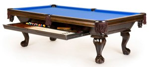 Pool table services and movers and service in Oshkosh Wisconsin